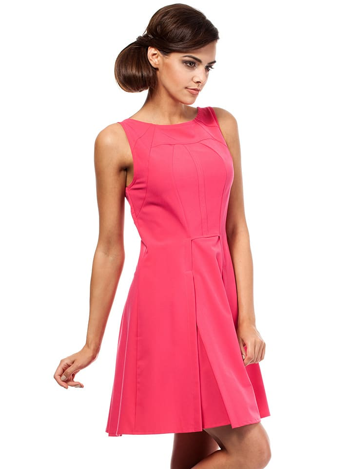 Made of emotion Kleid in Pink