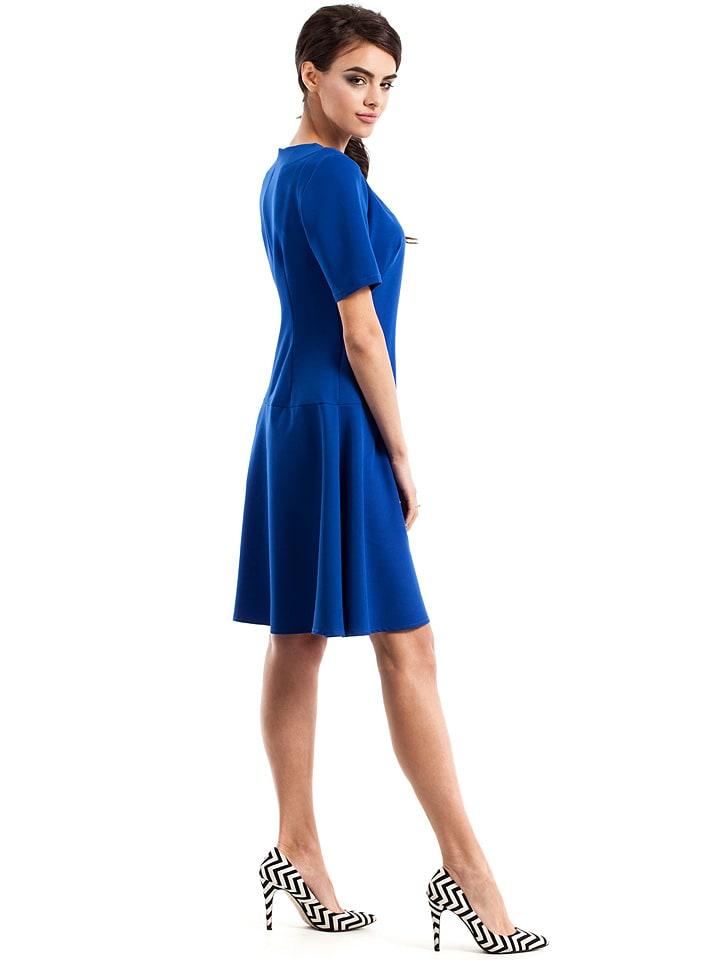 Made of emotion Kleid in Blau