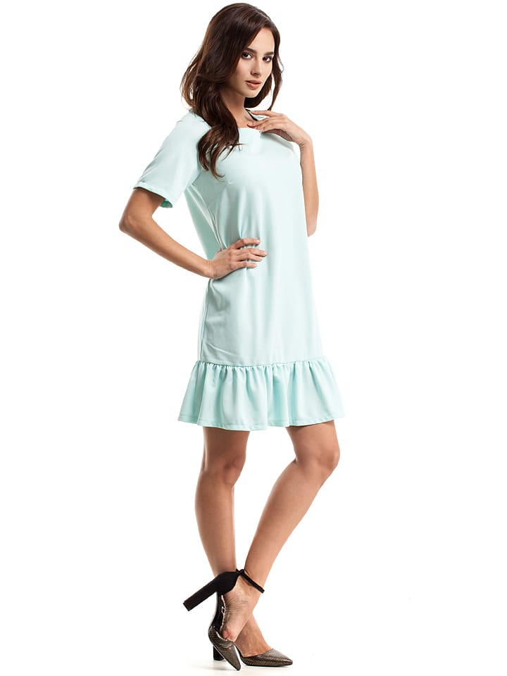 Made of emotion Kleid in Mint