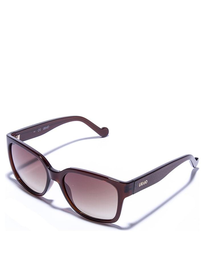 Liu Jo Damen-Sonnenbrille in Braun - 62% FRgm0y7GD