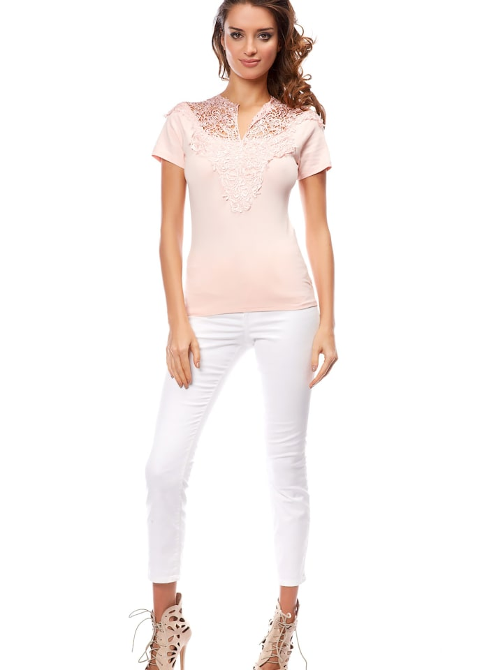 "Uniq Shirt ""Randall"" in Rosa"
