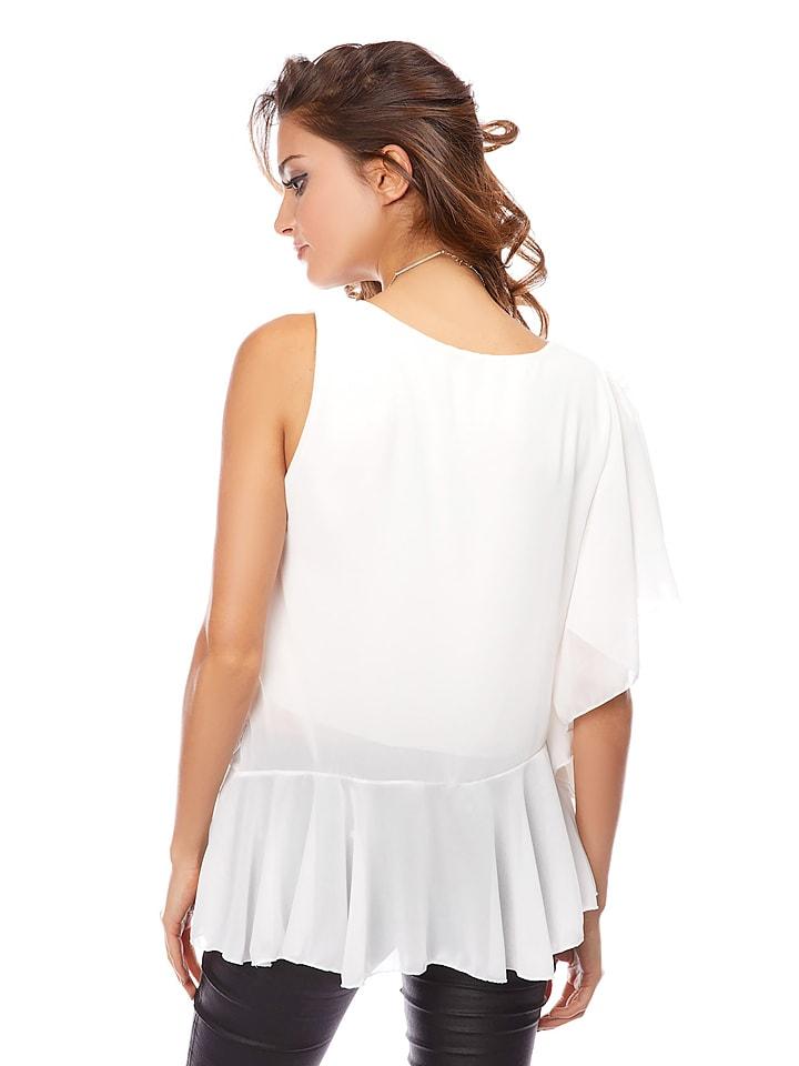 """Uniq Shirt """"Rani"""" in Weiß"""