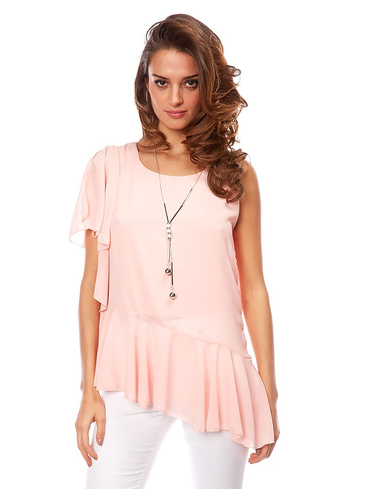 "Uniq Shirt ""Rani"" in Rosa"