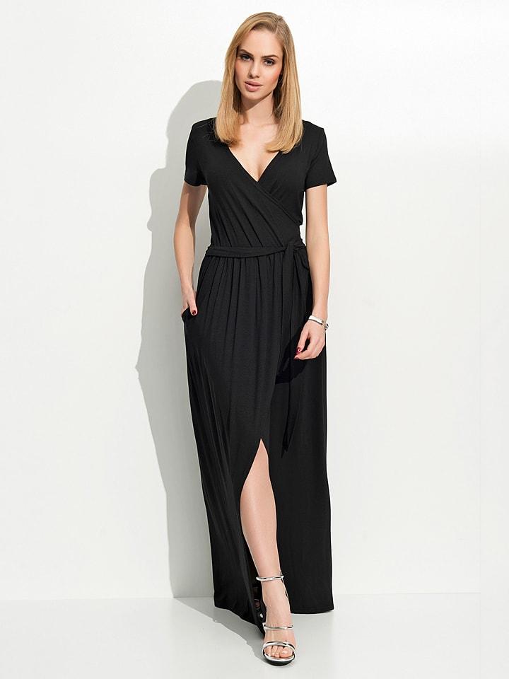 Folly Kleid in Schwarz
