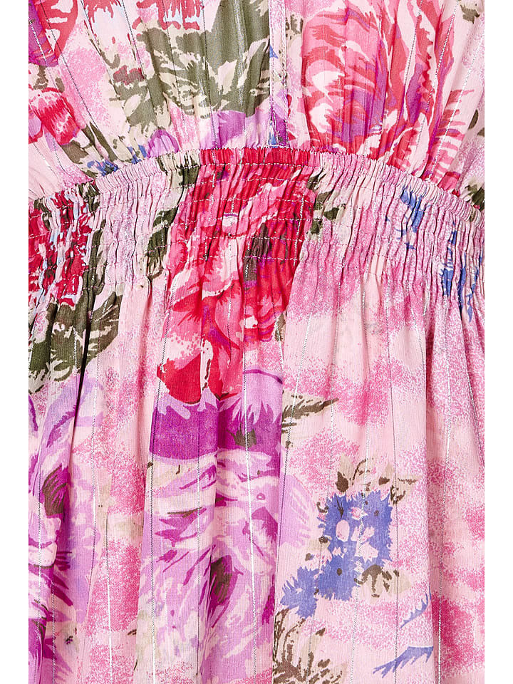 Yumi Kleid in Rosa/ Pink