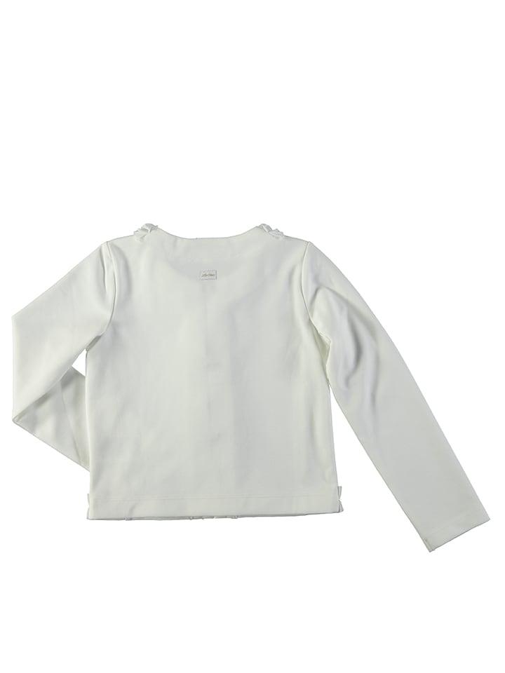 Le Chic Cardigan in Weiß