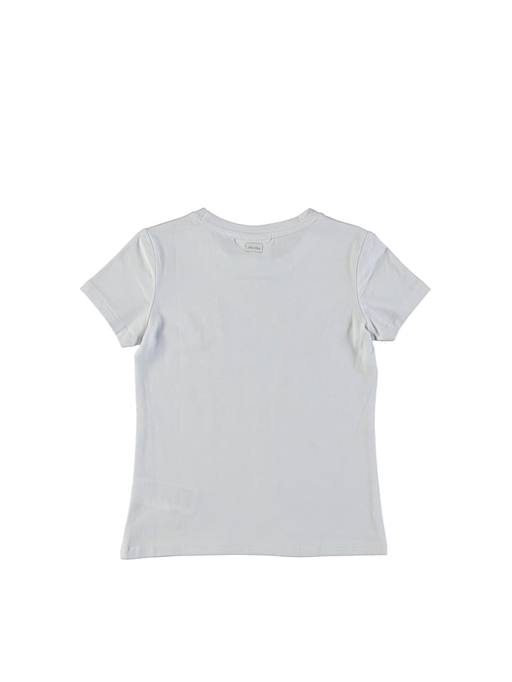 Le Chic Shirt in Weiß