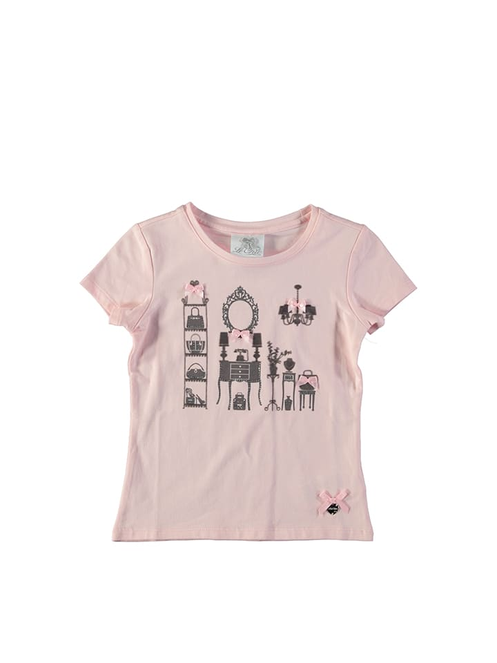 Le Chic Shirt in Rosa