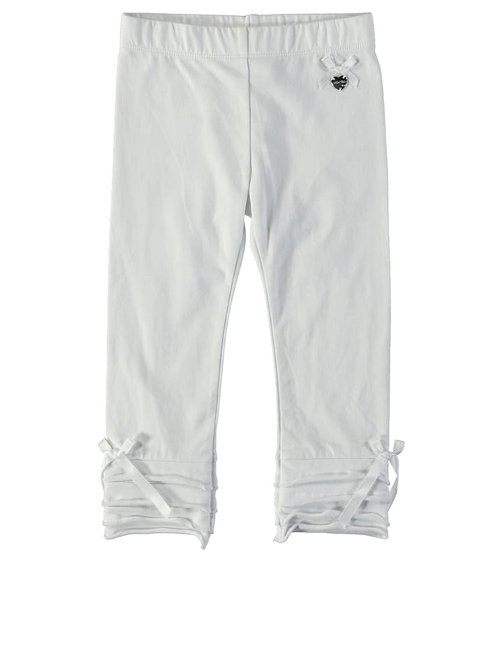 Le Chic Leggings in Weiß