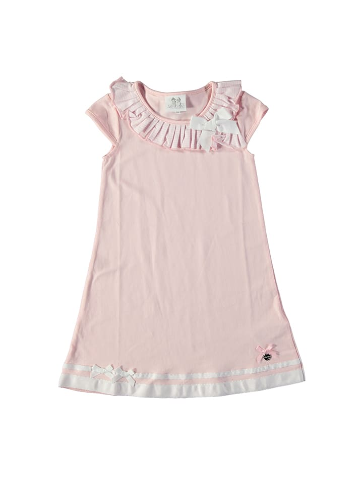 Le Chic Kleid in Rosa