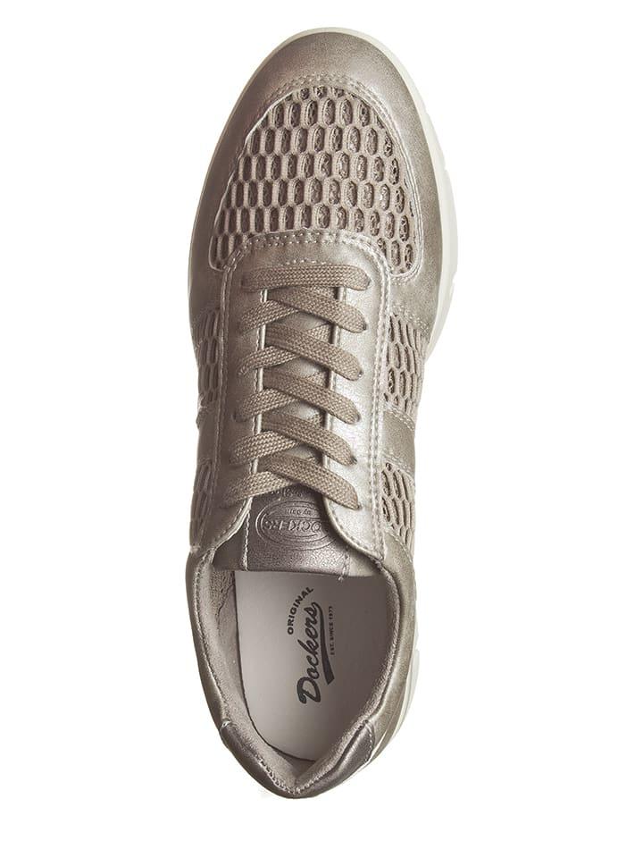 Dockers by Gerli Sneakers in Grau