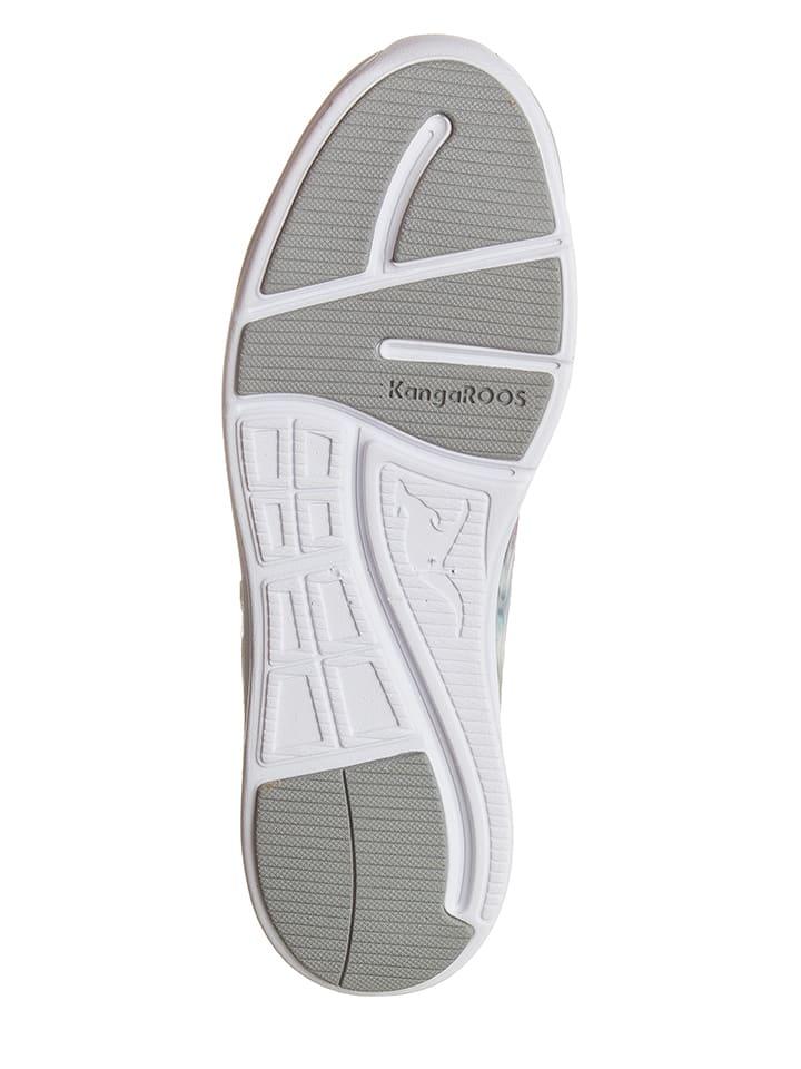 "Kangaroos Sneakers ""K- Light 8003"" in Creme/ Bunt"