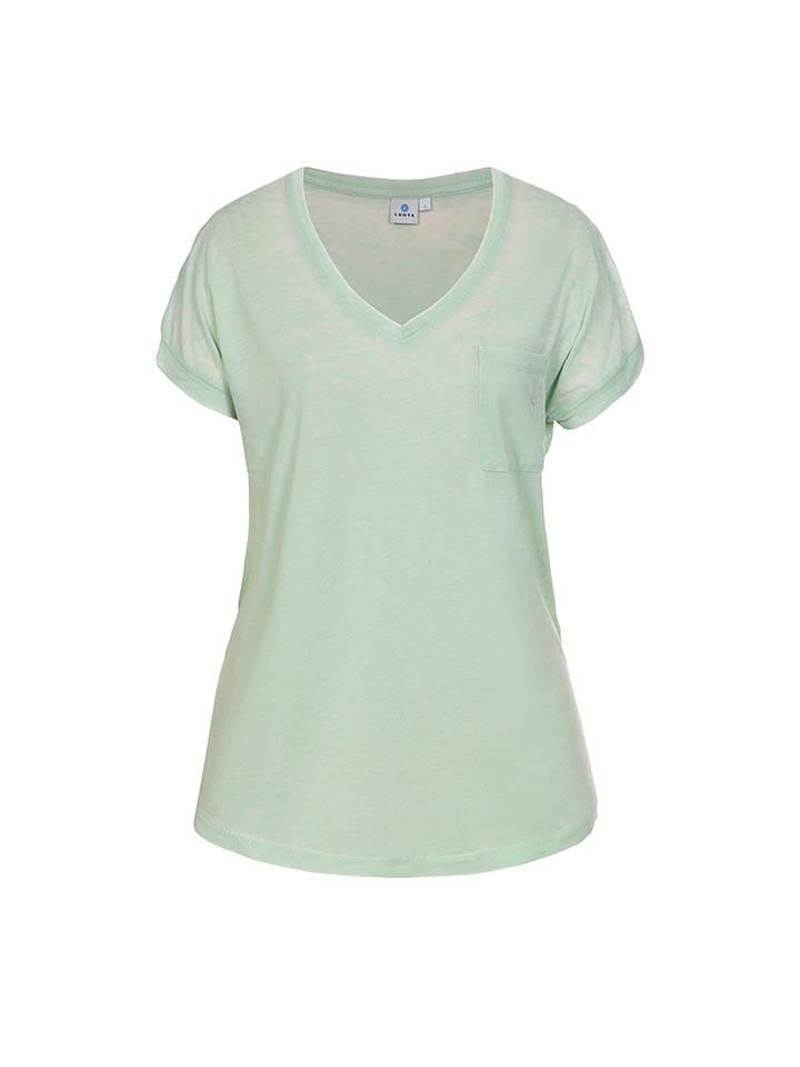 """LUHTA Shirt """"Elma"""" in Mint"""