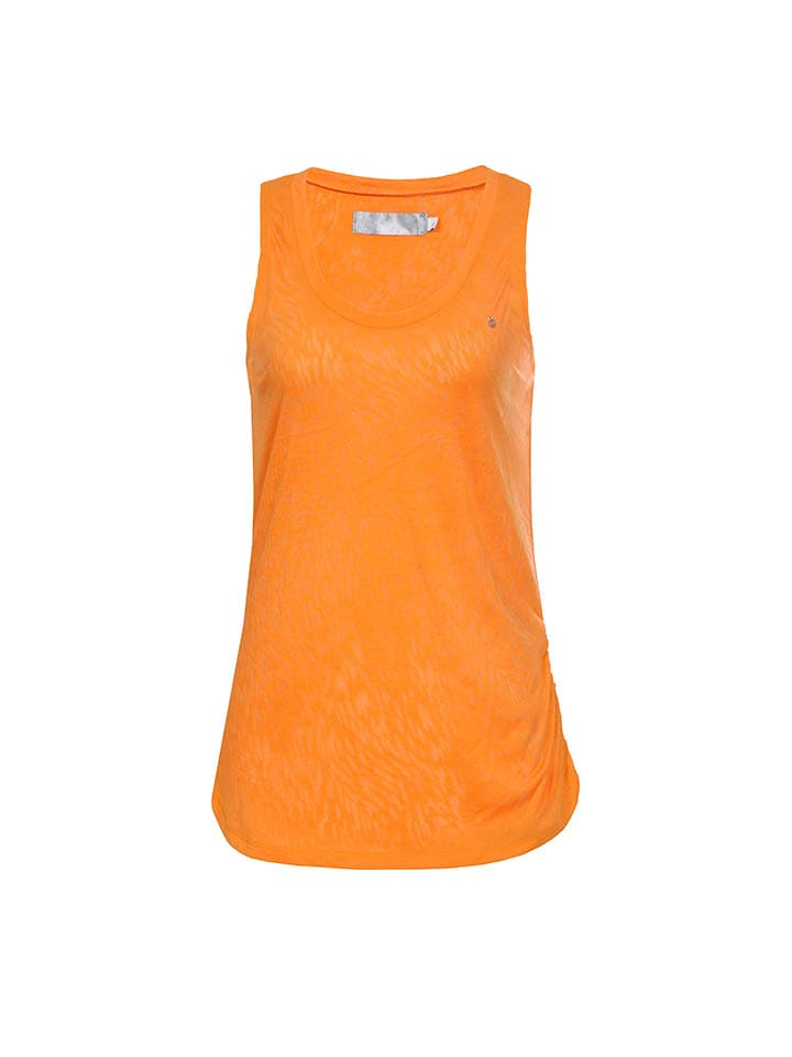 "LUHTA Top ""Hilja"" in Orange"