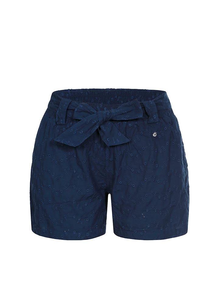 """LUHTA Shorts """"Tiia"""" in Dunkelblau"""