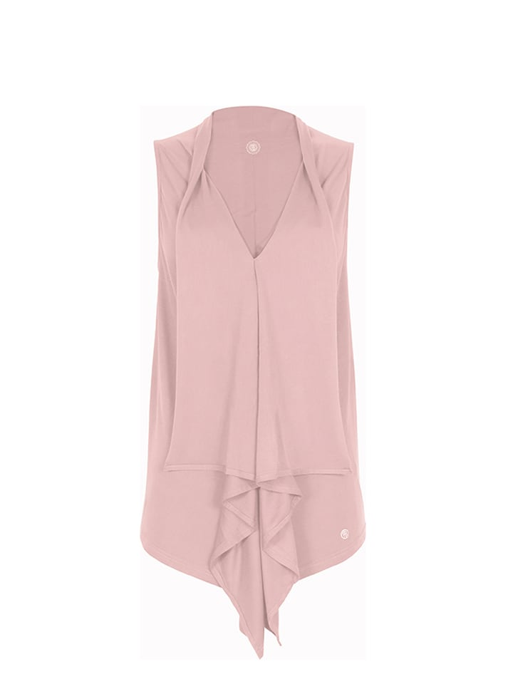 Poivre Blanc Bluse in Rosa