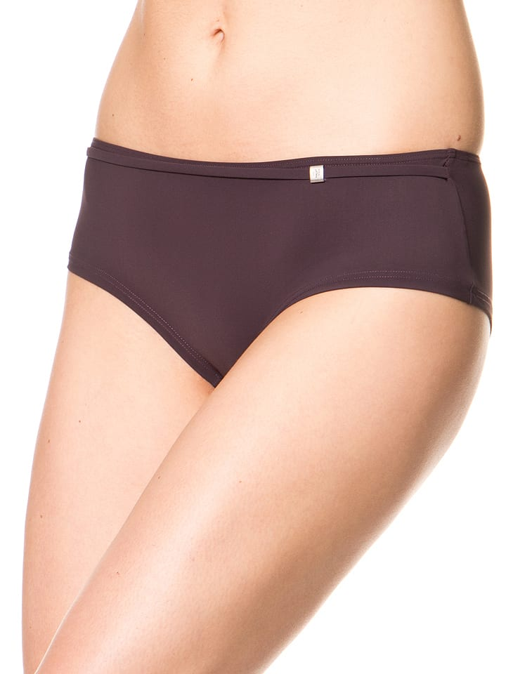 Marc O'Polo Bikini-Panty in Aubergine