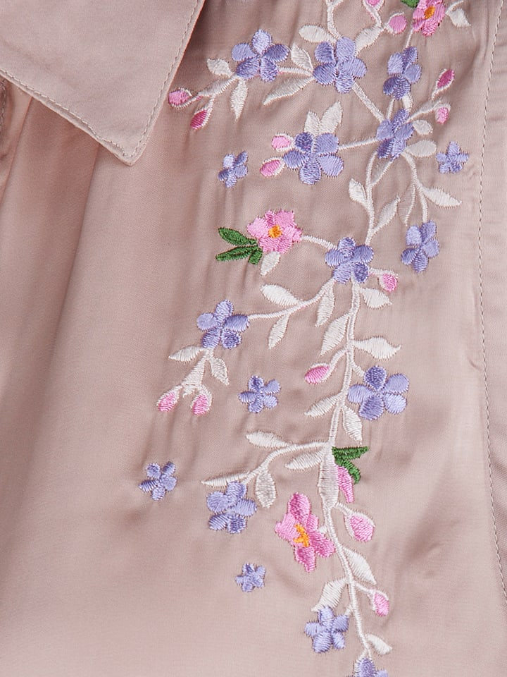 MyMo Bluse in Nude