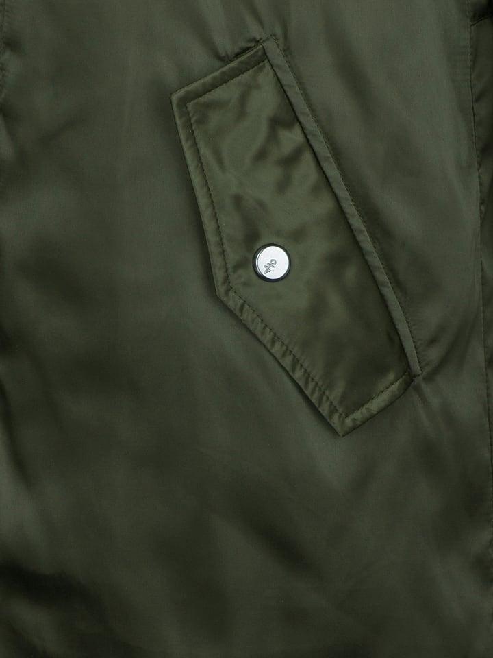 MyMo Jacke in Khaki