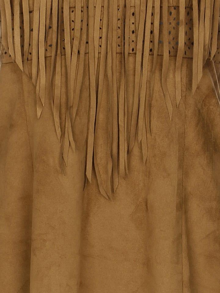 MyMo Kleid in Camel