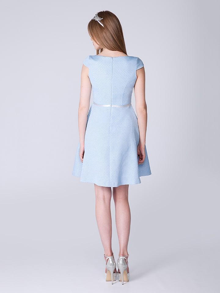 OLIMARA Kleid in Hellblau