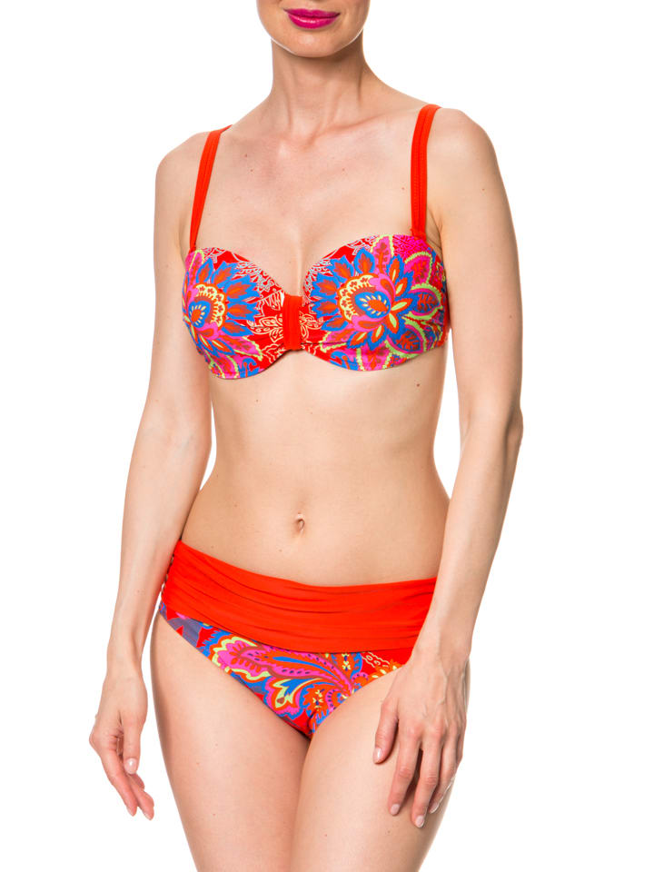 SUSA Bikini in Orange/ Bunt