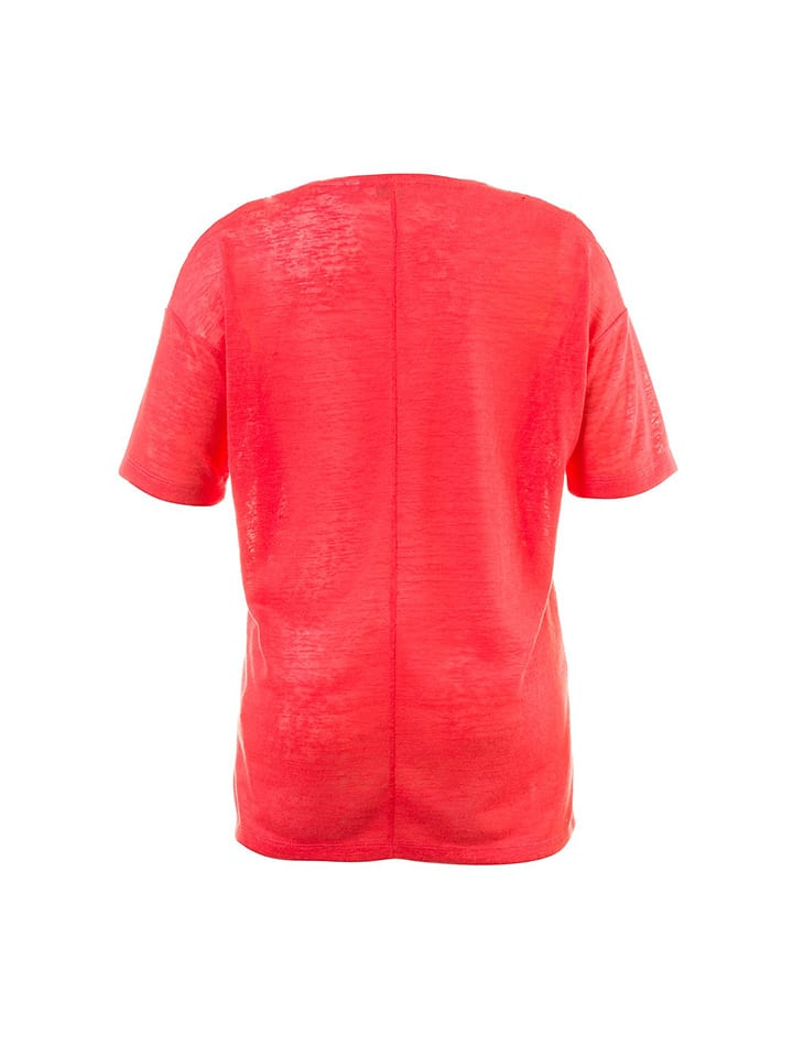 Gina Laura Shirt in Rot