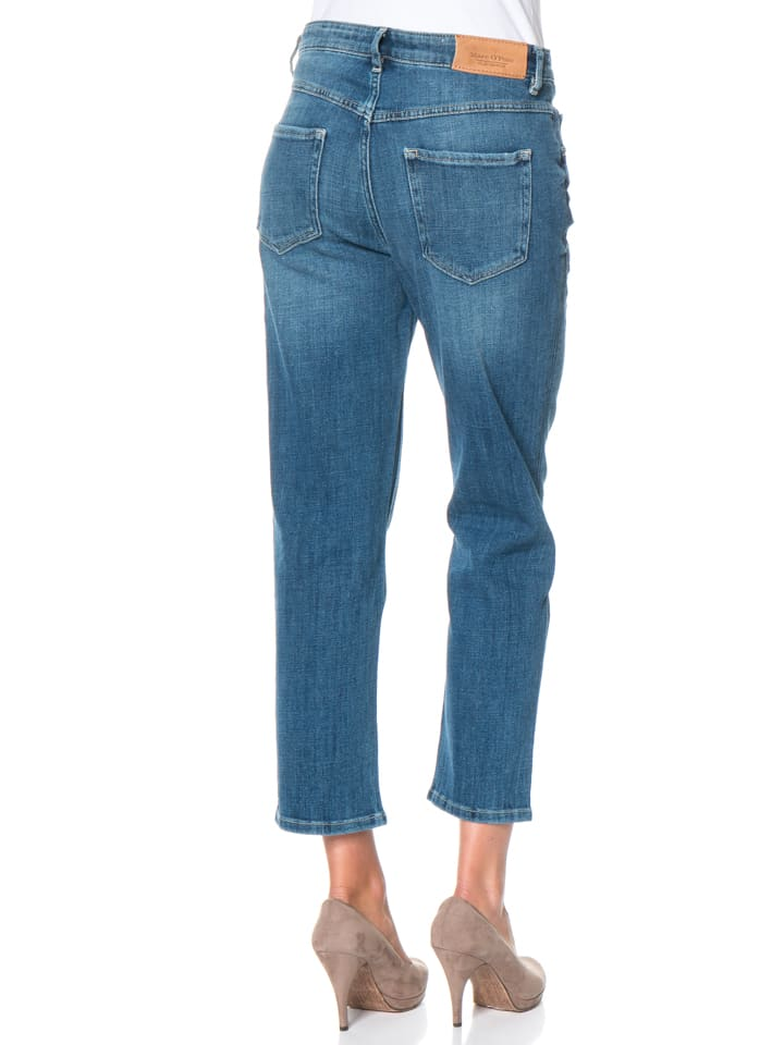 Marc O'Polo Jeans - Loose fit - in Blau