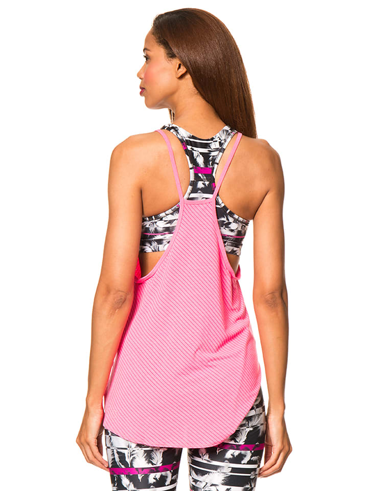 Puma Funktionstop in Pink