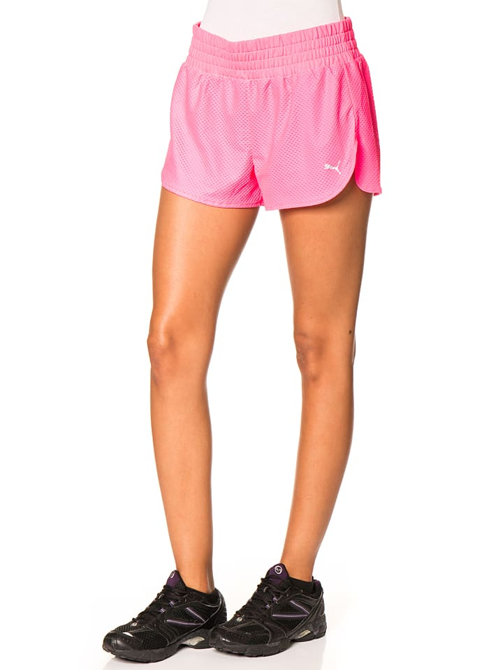 Puma Funktionsshorts in Pink