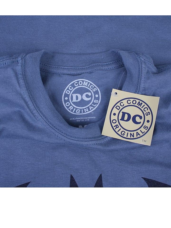 "DC Comics Shirt ""Batman"" in Blau"