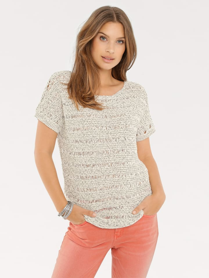 B.C. Best Connections by heine Pullover in Beige