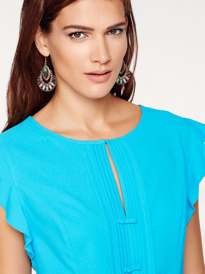 Ashley brooke by heine Shirt in Blau