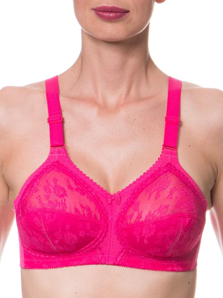 Triumph Bügelloser BH in Pink