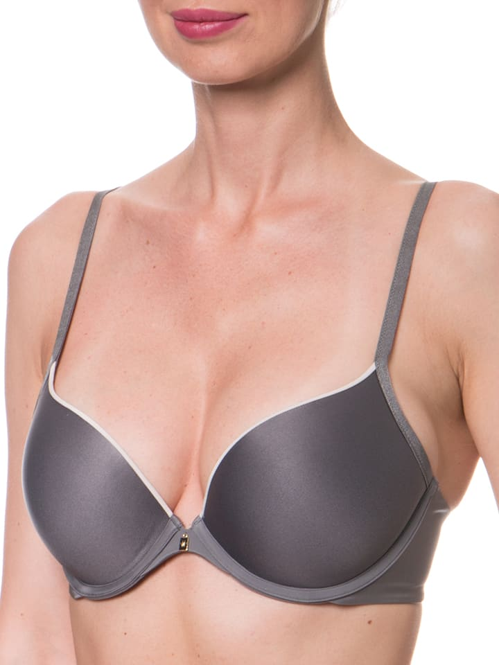Triumph Push-up-BH in Grau