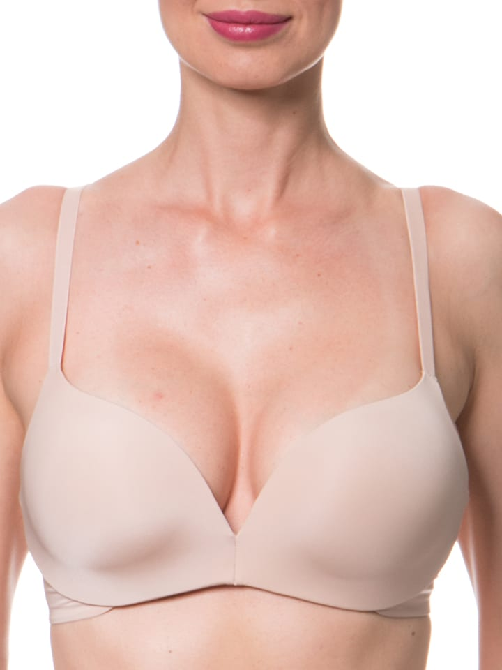 Triumph Push-up-BH in Nude