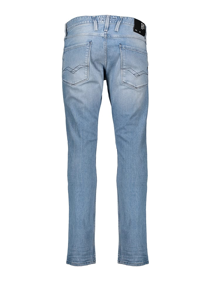 "Replay Jeans ""Anbass"" - Slim fit - in Hellblau"