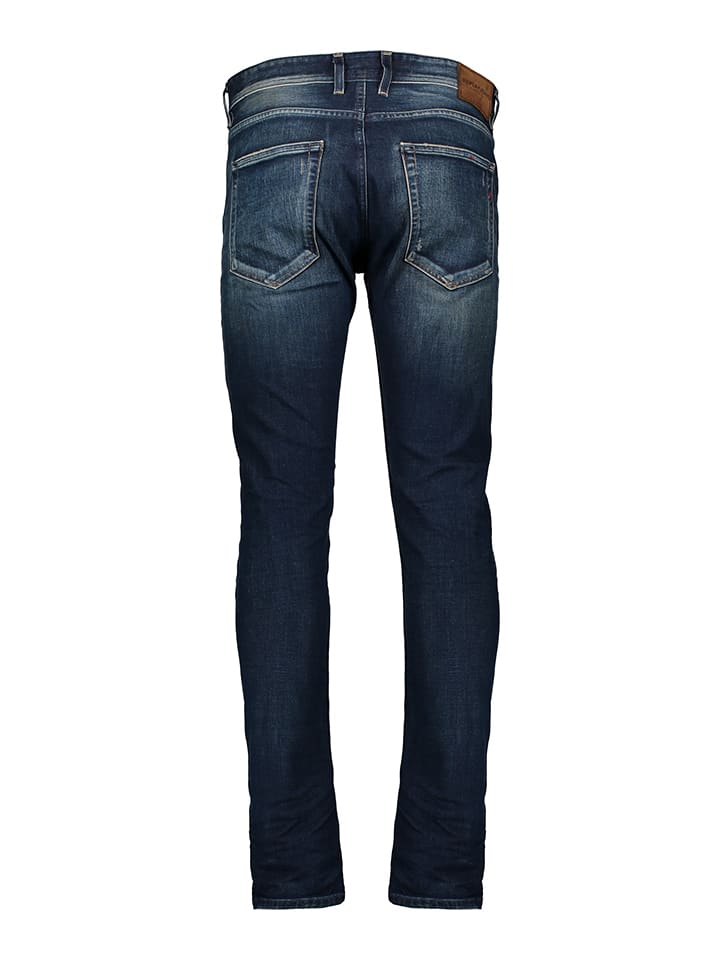 "Replay Jeans ""Grover"" - Straight fit - in Dunkelblau"