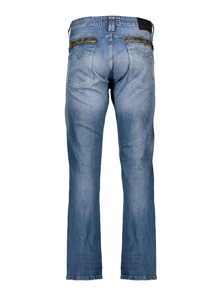 "Replay Jeans ""Newbill"" - Comfort fit - in Blau"