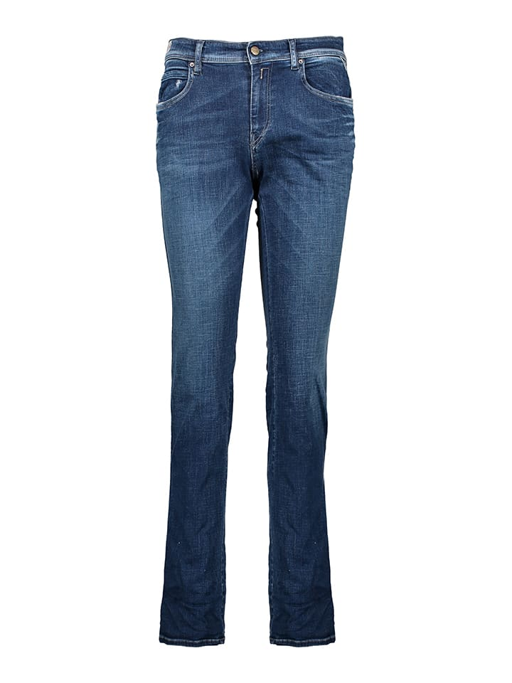 "Replay Jeans ""Kellygray"" - Straight - in Blau"