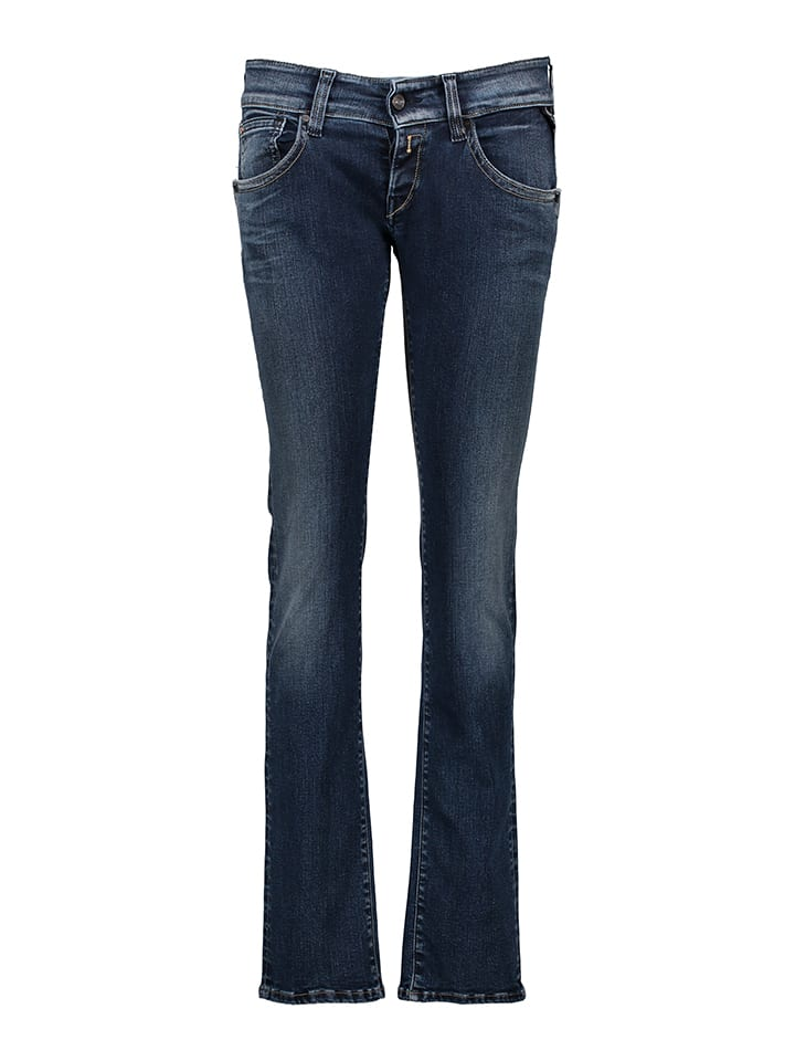 "Replay Jeans ""Newswenfani"" - Relaxed fit -  in Dunkelblau"