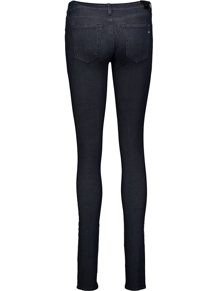 "Replay Jeans ""Luz"" - Skinny fit - in Dunkelblau"