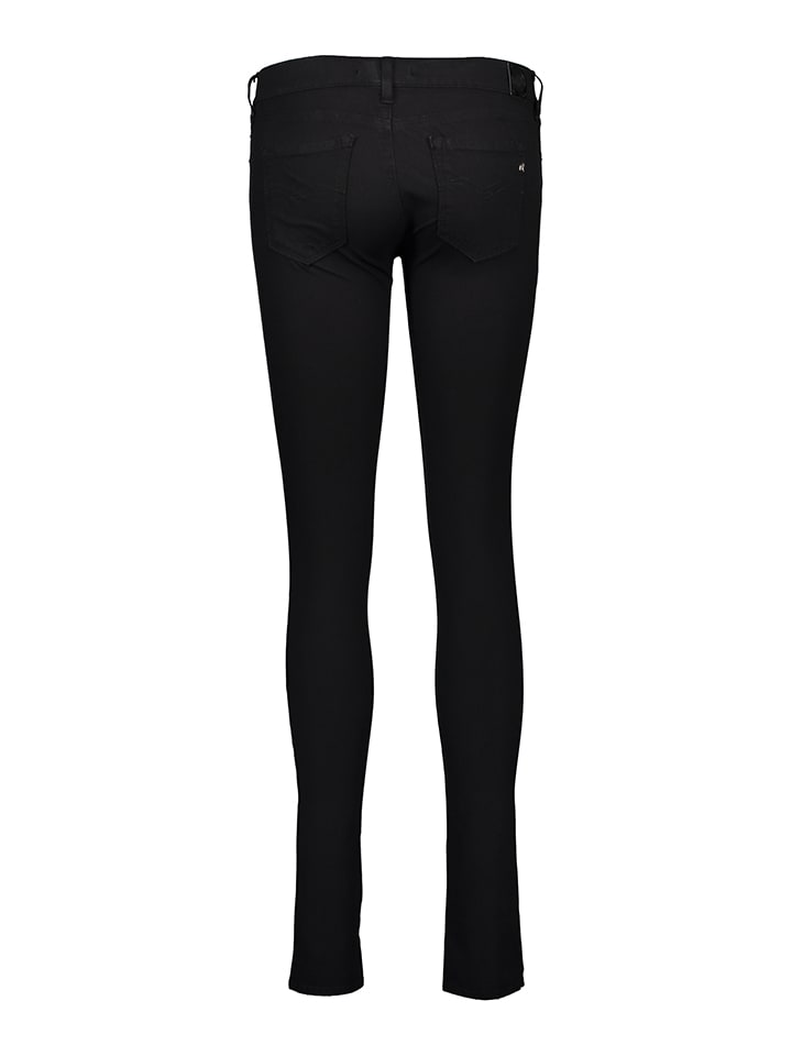 "Replay Hose ""Luz"" - Skinny fit - in Schwarz"