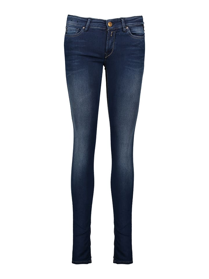 "Replay Jeans ""Luz"" - Free fit - in Blau"