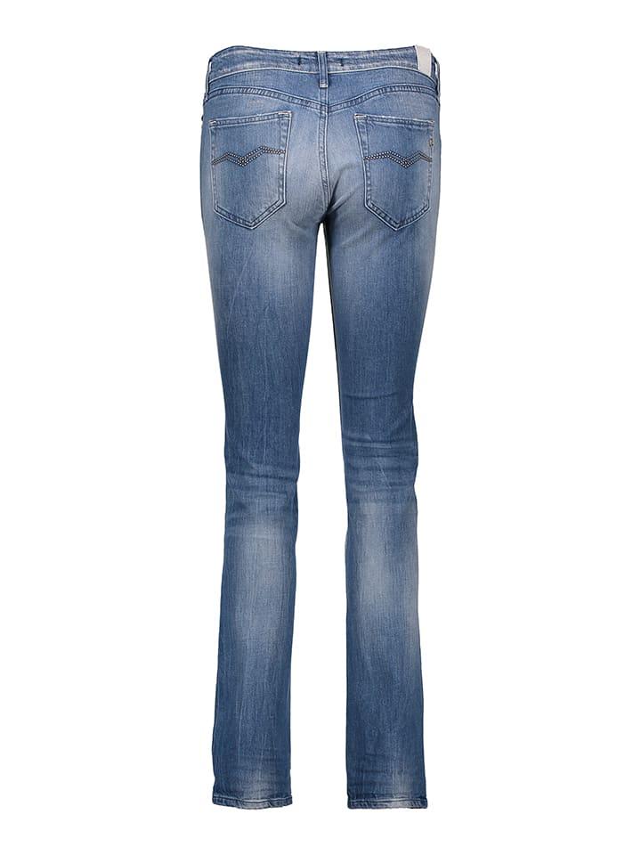 """Replay Jeans """"Vicki"""" - Straight fit - in Hellblau"""
