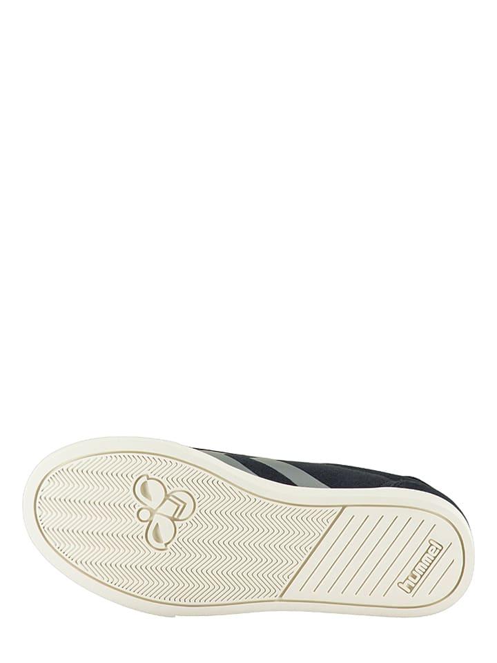 "Hummel Sneakers ""Herringbone"" in Dunkelblau"