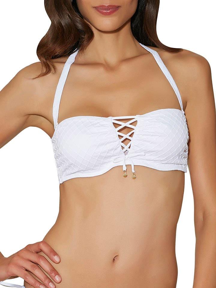 "Aubade Bikini-Oberteil ""Sweet Rumba"" in Weiß"