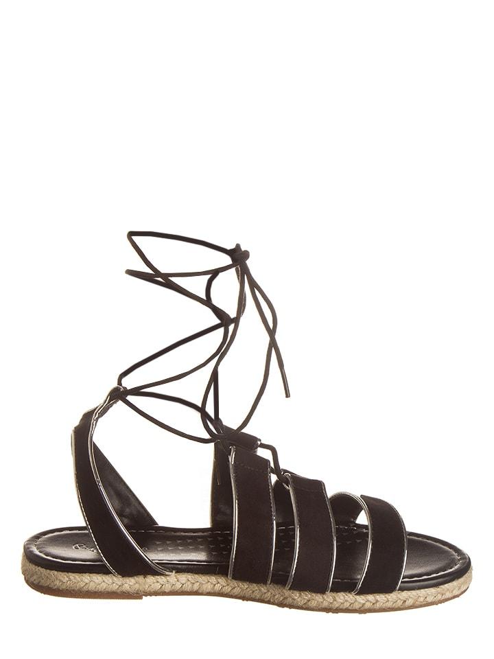 Pepe Jeans Sandalen in Schwarz