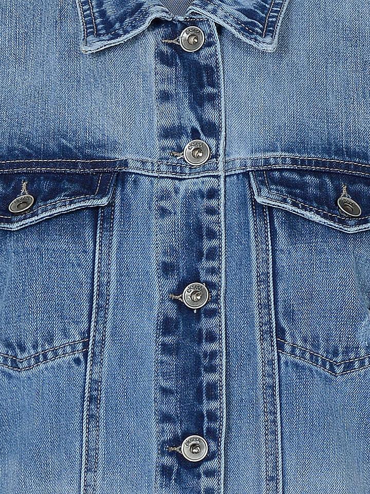 Eksept Jeansjacke in Blau