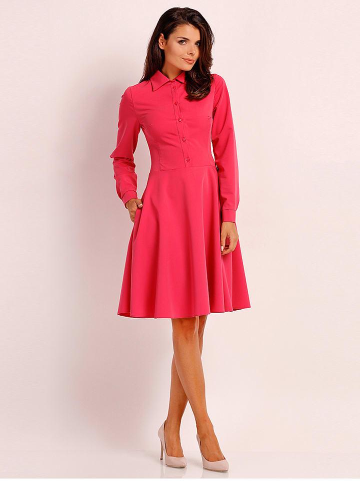 Foggy Kleid in Pink